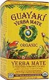 Guayaki Traditional Mate Bag 25 Bags Organic (Pack of 2)