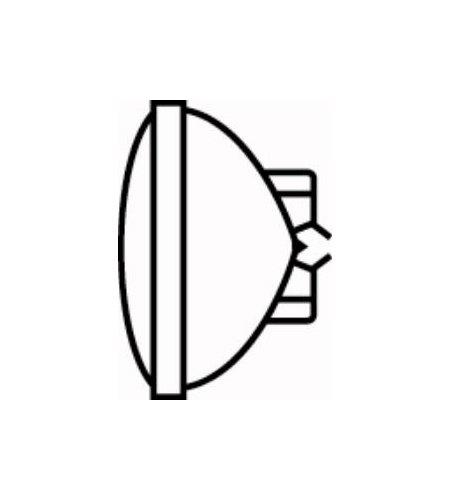 (50W PAR36 WFL Screw Terminal Clear Light Bulb [Set of 12])