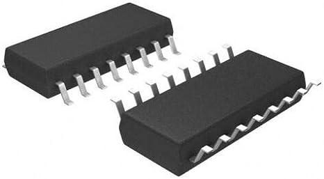 10 PCS 74HC4052D SOIC-16 74HC4052 SMD multiplexer//demultiplexer