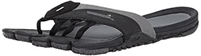 Sazzi Decimal Sandal Black/Grey 7 regular