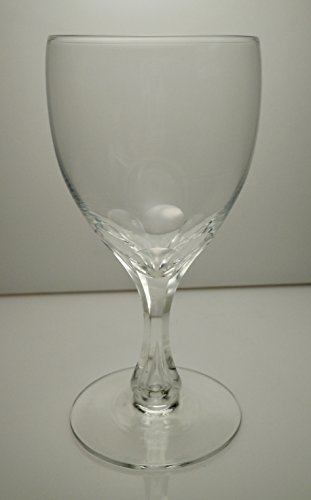 Orrefors Coronation Sherry Glass 3 7/8