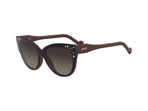 Burgundy Gafas 61 Sol Lj699S Liu Mujer 604 para Jo de wqzZP