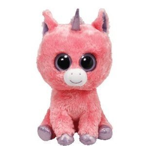 Ty Beanie Boos Magic Plush – Pink Unicorn