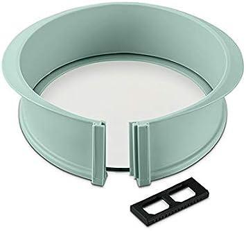 TCM Tchibo Springform 22 cm Glasboden Kuchenform Backform Tortenring Kuchen Form