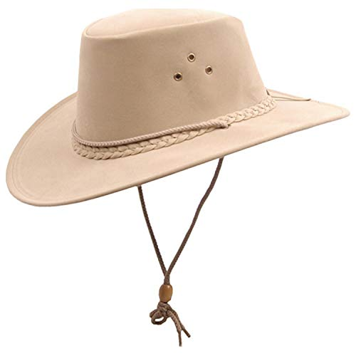 (Kakadu Traders 5H31 The Soaka Hat - Sand - S)
