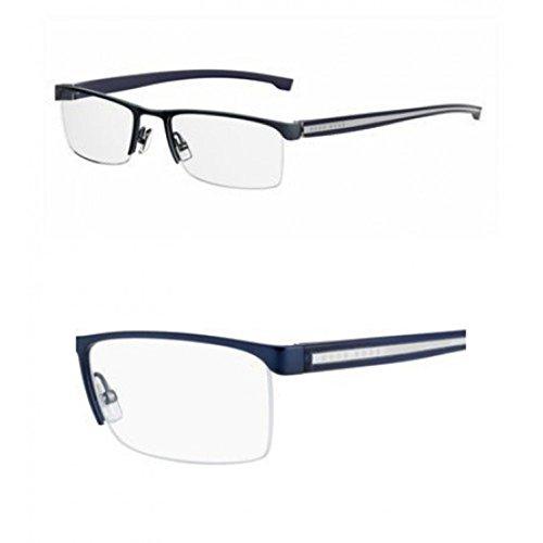 Eyeglasses Boss Black Boss 878 00J4 Matte - Glasses Rimless Hugo Boss