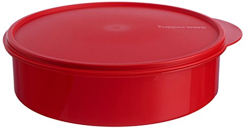 TP-675-T126 Tupperware Spice It Red Container (Containers Spice Tupperware)