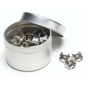 Kendall Howard 10-32 Cage Nuts Tin Can (100pc)