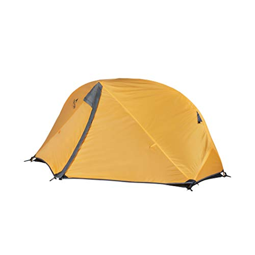 TETON Sports Mountain Ultra 1 Person Tent; Backpacking Dome Tent; Great for Camping; Waterproof Tent with Footprint Included