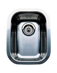 (Wave Plus Single Bowl Undermount Kitchen Sink)