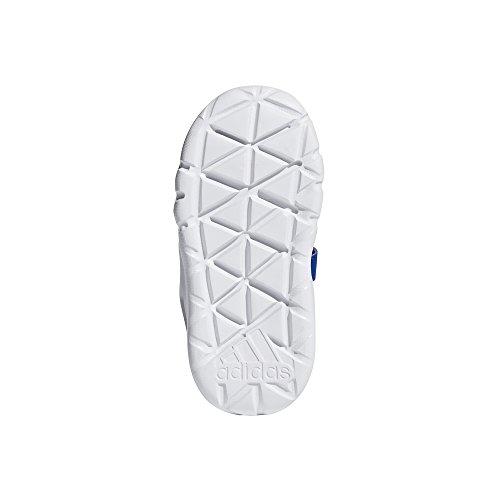 adidas Rapidaflex 2 el I, Zapatillas de Deporte Unisex Niño, Azul (Azul/Reauni/Seamso 000), 25.5 EU