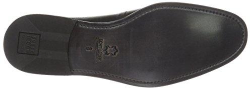 FRETZ mEN tosco-business chaussures homme noir chaussures en matelas grande taille
