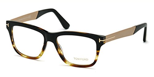 Tom Ford Eyeglasses TF 5372 Eyeglasses 005 Dark Tortoise 54mm by Tom Ford