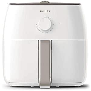 Philips HD9630/21 Premium Collection Air Fryer XXL, with Fat Removal + Rapid Air Technology for Healthy Cooking, Baking and Grilling, 2225 W, 1.4 kg, Recipe book included + App.