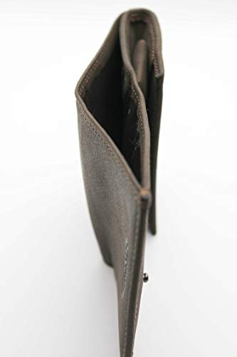Marron Monnaie Réf Francinel marron 47943 En Cuir Porte 0qx85F4