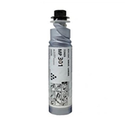 WORLDS OF CARTRIDGES Compatible Toner Cartridge Replacement for Ricoh 841714/841767 / Type MP301 (Black) for Use in MP 301 / Gestetner MP 301 / Lanier MP 301 ()