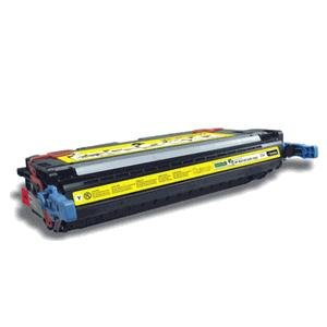 HP LaserJet 3600, 3600dn, 3600n Yellow Compatible Brand Toner (Q6472A)