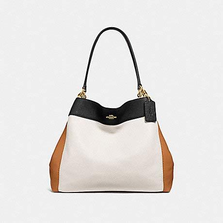 Amazon.com: COACH F31992 LEXY SHOULDER BAG IN COLORBLOCK: Shoes