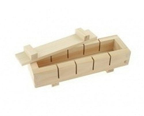 Wooden Sushi Press XL /Sushi Mold XL.