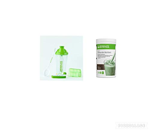 Herbalife Formula 1 Shake Mint Chocolate 550 g & Starter Kit