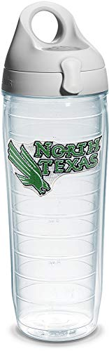 Tervis North Texas University Emblem Individual Water, used for sale  Delivered anywhere in USA