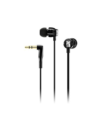 Sennheiser CX 3.00 Earbud Headphones Black CX 3.00 BLACK