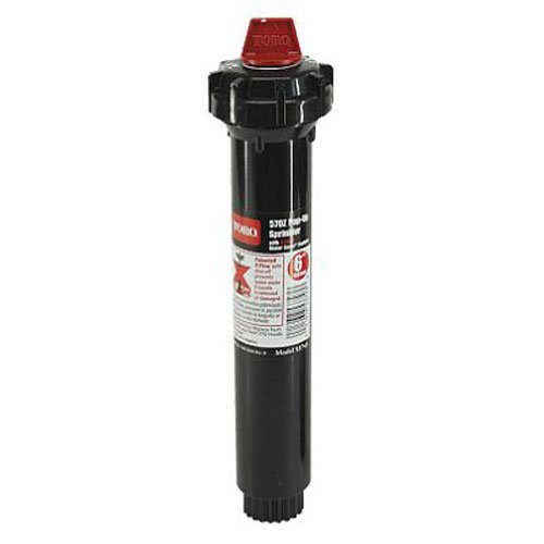 Toro 53743 570 Pop-Up with X-Flow Sprinkler, 6-Inch