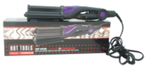 Hot Tools - Ceramic Tourmaline Deep Waver - Model # 2179CN - Black (1 Pc) 1 pcs sku# 1898232MA by Hot Tools