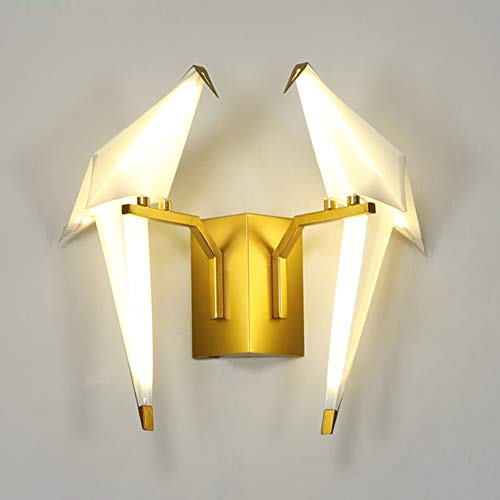 Origami Crane Led Light in US - 4