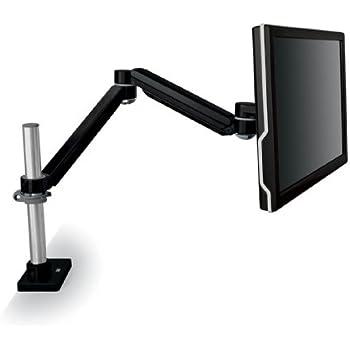 Amazon Com 3m Desk Mount Monitor Arm Adjust Swivel Tilt