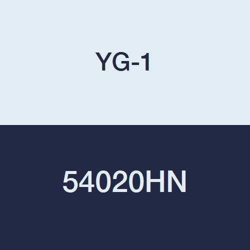YG-1 54020HN HSS End Mill TiN Finish Long Length 4 Flute Double 3-1//4 Length 11//64 Miniature