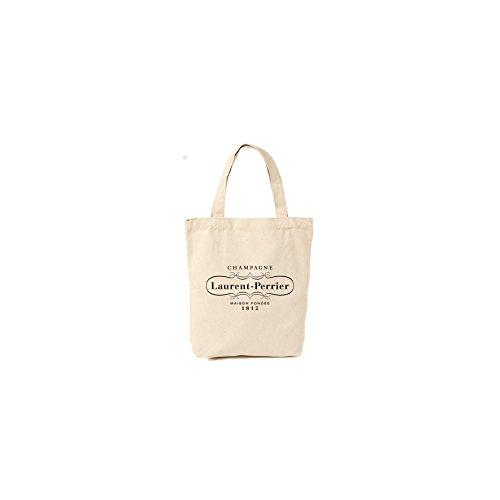 Cream Tote Laurent Champagne Bag Perrier Sqx16