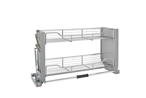Rev-A-Shelf - 5PD-36CRN - Large Wall Cabinet Pull-Down Shelving System