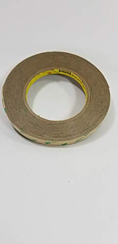 3M F9460PC VHB Adhesive Transfer Tape - 0.5 in. x 180 ft. Acrylic Adhesive Tape Roll with Chemical, Solvent Resistance. Tapes and -