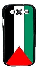 HeartCase Hard Case for Samsung Galaxy S3 I9300/I9308/I939(A Palestinian flag )