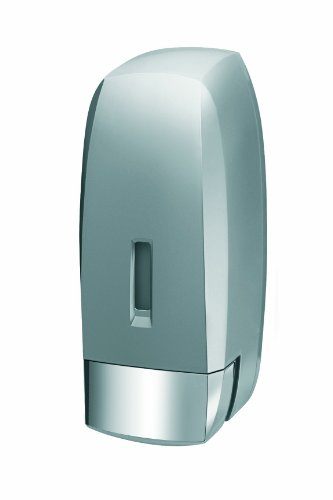 (Bisk 02281 Medium Soap Dispenser in Satin 500 ml)