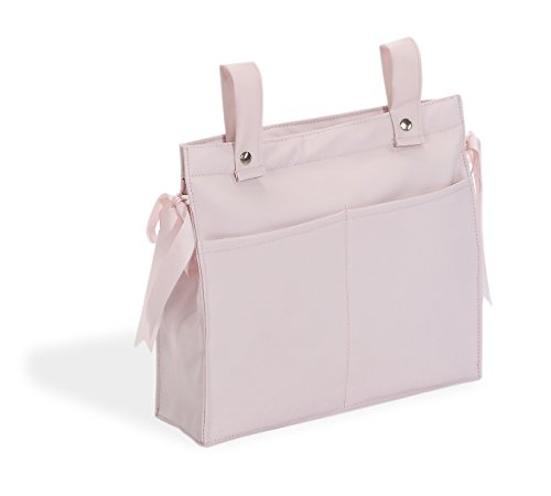 Danielstore-Bolso talega Lactancia Polipiel.Color rosa Rosa