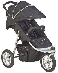 (Valco Baby Single Tri-Mode EX Stroller in Raven)
