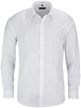 Marvelis - Camisa formal - Básico - Manga Larga - para hombre: Amazon.es: Ropa y accesorios