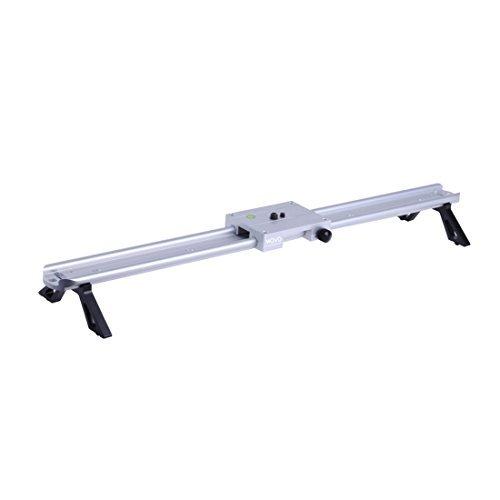 Movo Photo CST-60 23-INCH Aluminum Camera Track Slider Video Stabilization ()