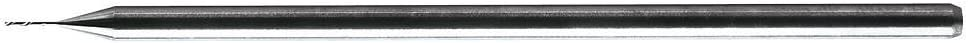 Kyocera Inverse Diameter Micro Drill 1.00MM Shank 90//130 Degree Point 0.15MM DRILL 1.45LOC 1M