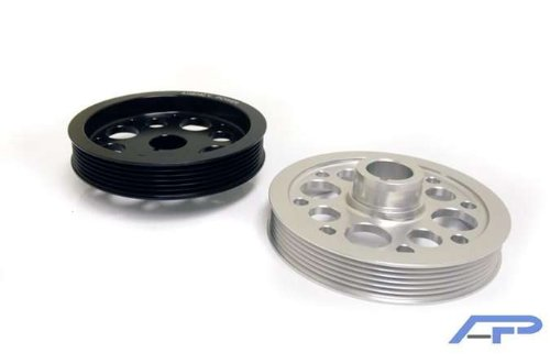 Agency Power Crank Pulley - Agency Power Lightweight Crank Pulley AP-CZ4A-130S