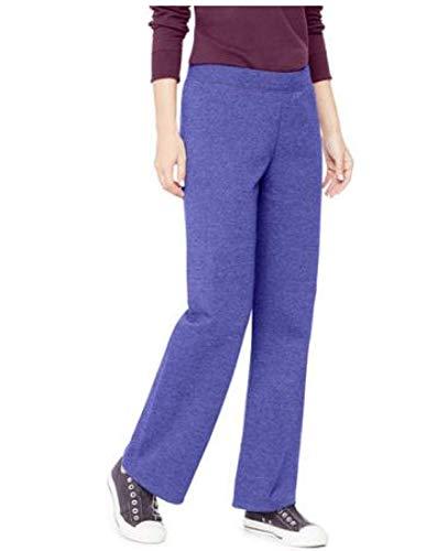 Hanes Women's Regular Fleece Sweatpant Lavender M