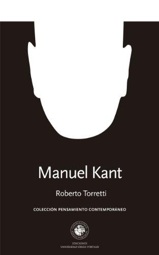 Manuel Kant (Ediciones UDP) (Spanish Edition)