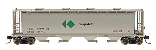 Canpotex Limited 4 bay hopper 4 round hatches