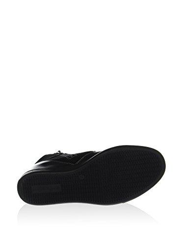 Lumberjack pour Bleu compensées Noir Chaussures femme Marisa foncé 6rx6qZwTRS