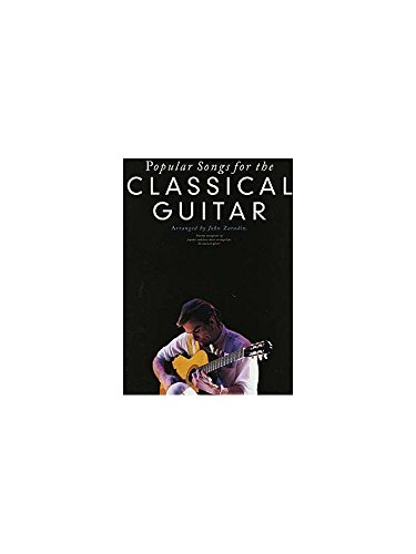 Popular Songs For The Classical Guitar. Für Gitarre, Klassische Gitarre Wise Publications