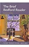 Writer's Reference 7e and CompClass and Brief Bedford Reader 11e, Hacker, Diana and Sommers, Nancy, 145760776X