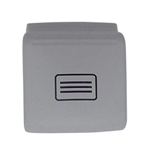 Four Sunroof Window Roof Control Panel Switch Button Replacement for Mercedes Benz S Class W221 ()