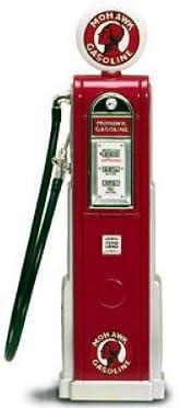 5.25 in MOHAWK GASOLINE VINTAGE GAS PUMP DIGITAL 1//18 SCALE ROAD SIGNATURE 98771